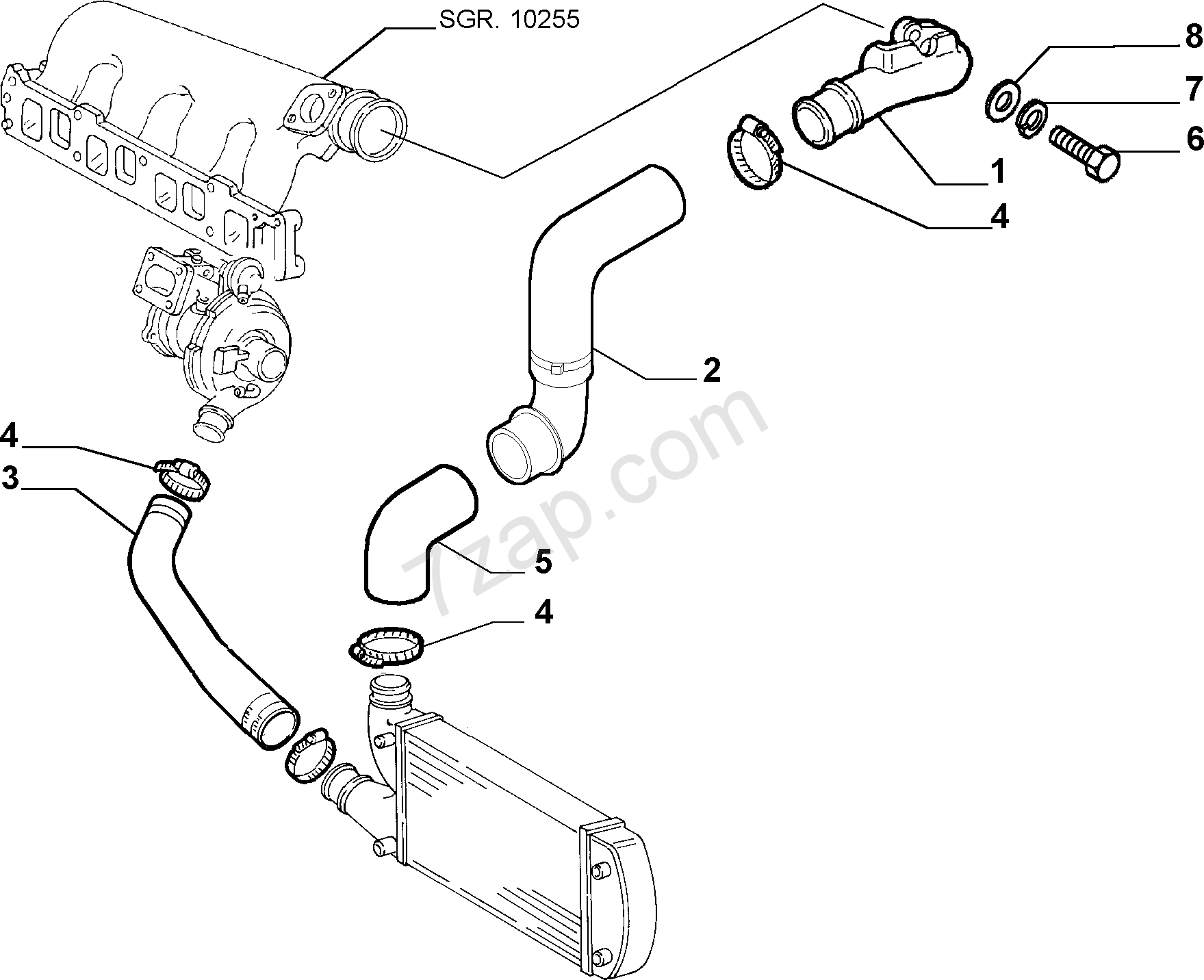 fiat diagrams   fiat x19 wiring harness